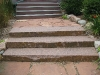 8 Foot Granite Stairs
