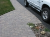 Brick Driveway Extension