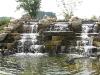 Fondulac Outcropping Waterfall
