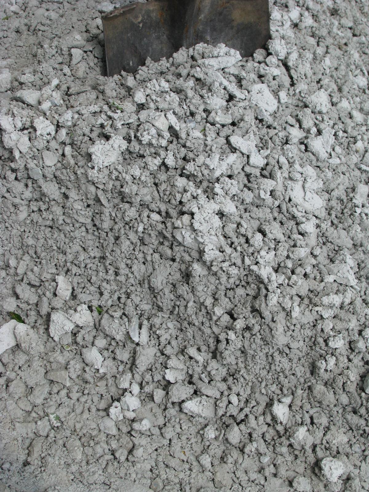 A-Yard Crushed Limestone
