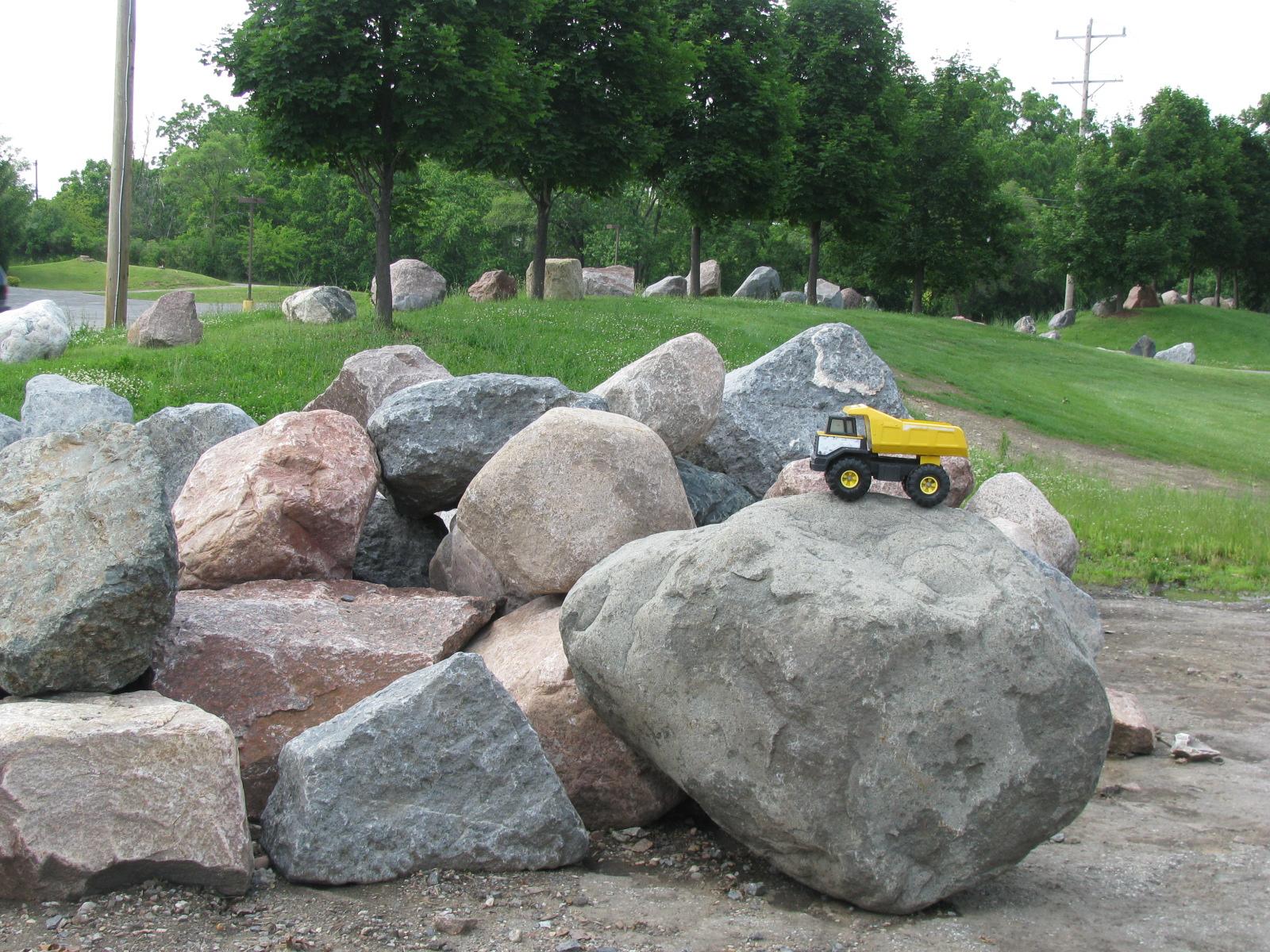 Accent Stones