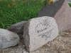 Personalized Etched Stone
